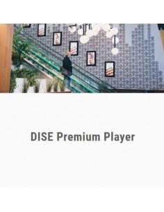 DISE Premium Player