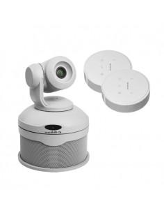 999-99950-401W - BundleConferenceSHOT AV - TableMIC 2 (bianco)
