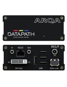 Arqa RX1/F - Ricevitore KVM su Fibra Ottica
