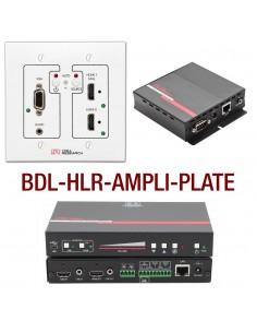 BDL-HLR-AMPLI-PLATE